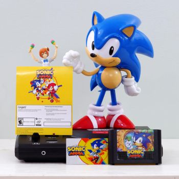 Sonic Mania: Collector's Edition Review by Chocolate-Spider