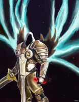 Tyrael by Tom-Cii