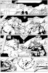old comic story 1 of 3 by MiltonTeruel