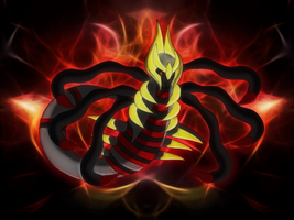 ghost renegade:Giratina