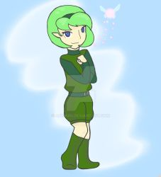 Saria by Aphmau