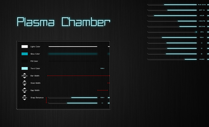 Plasma Chamber by MerlinTheRed