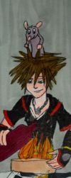 KH Cooking Bookmark by InkArtWriter