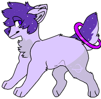Space Dog Adopt (Closed) by UnPopularGayOpinions