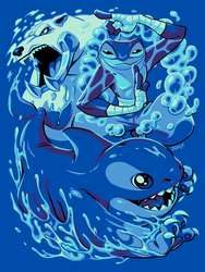 Rivals of Aether - WATER by Kaigetsudo