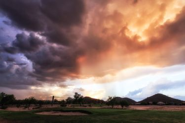 Dramatic Arizona by ian-roberts
