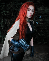 Mara Jade by star-nacho