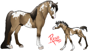 Reno Reference by LittleHooves