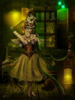 My Steamdream Imaginarium by Toefje-Kunst