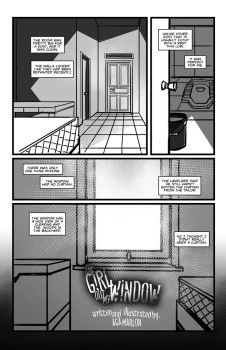 The Girl Out My Window - Page 02 by agamarlon