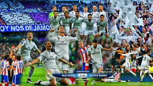 REAL MADRID 1 - 0 ATLETICO MADRID CHAMPIONS LEAGUE by jafarjeef