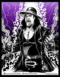 The Undertaker by W-arting