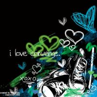i love converse. by kaitykrakz