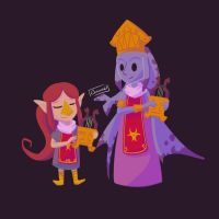 Earth Temple Sages by Chromel
