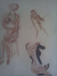 Life Drawing 1 by fanime1