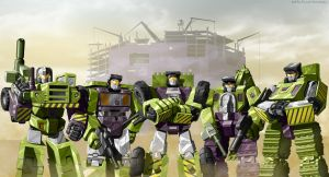 Constructicons by xjager513