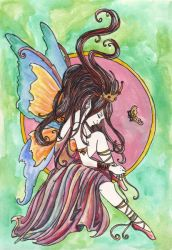 Gift Art: Fairy by mily066
