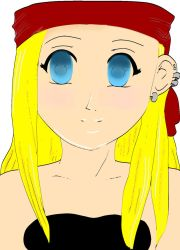 Winry by Gumi-loves