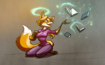 Magical Books by Dreamkeepers