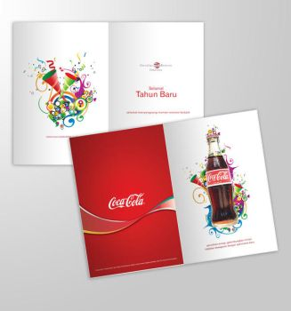 Coke 'Season Greetings 2006' by halfnaked
