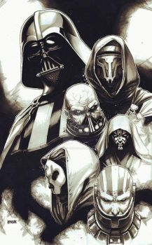 SITH LORDS by grandizer05