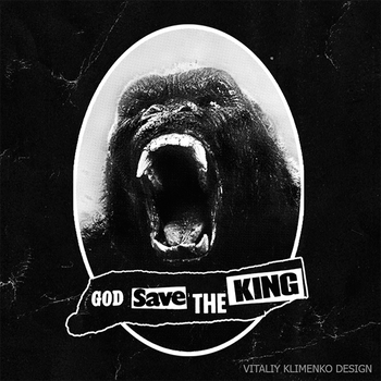 God save the King Kong by Vitaliy-Klimenko
