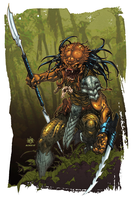 Predator by AlonsoEspinoza