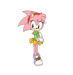 [COMM] Classic Amy by Death--EXE