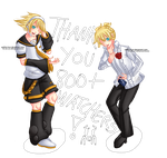 - THANK YOU 800 PLUS WATCHERS - by Yukiko-Kun