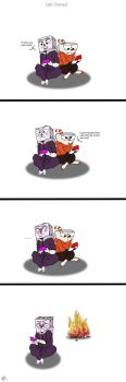 That's What He Said- short comic by TransFreak1225