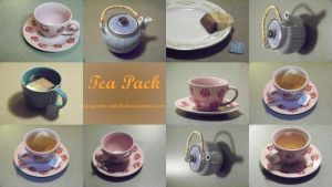 Tea Pack by magenta-stock
