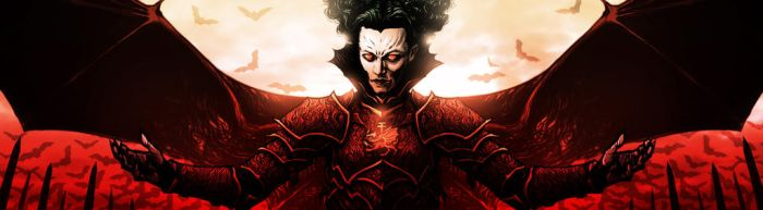 Dracula Untold Billboard Proposal by The-Last-Phantom