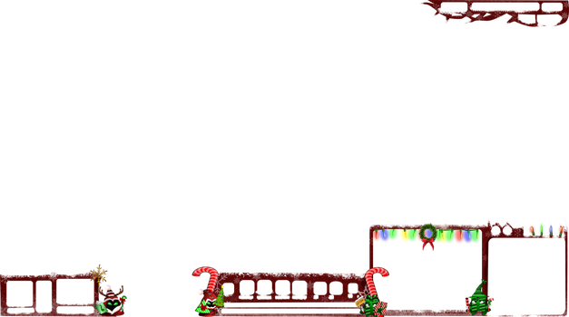 Minions league of legends Christmas overlay stream by adream0fsin