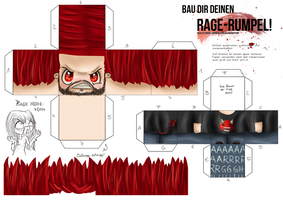 Craft your Rage-Rumpel! by anouki-morgenstern