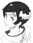 Bleach Ink Series: Luppi by Scooz87