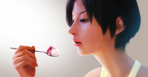 Shaved Ice by Akatukiart