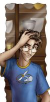 James Bookmark by priscellie