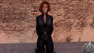 REQUEST: widowhunter3d by TheBlenderTaper