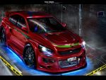 Nissan Maxima by Active-Design