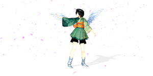 MMD Fakewings Contest Entry by Mister-Pancake