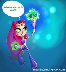 Starfire from Teen Titans  Go by discipleneil777