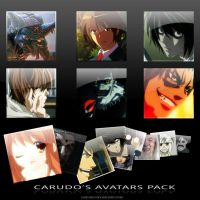 Avatar Pack by Carudo
