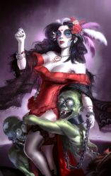 Let the dead party by zano