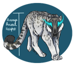Crag Cat - Silver by ReapersMenagerie