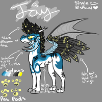 JAY .:Character:. by MEME---QUEEN