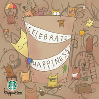 Celebrate Happiness by Almirah