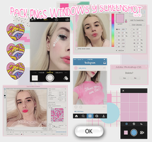 PACK pngs windows y screenshot by babxsclub