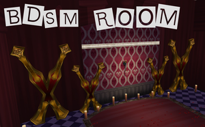 Persona 5: BDSM Room XNALara by Xelandis