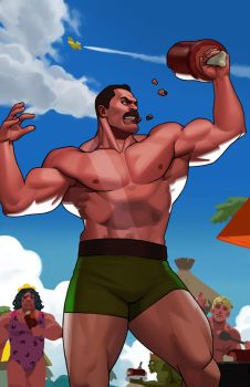 Haggar by gammon