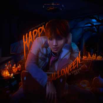 J-Hope / Halloween by byDurst